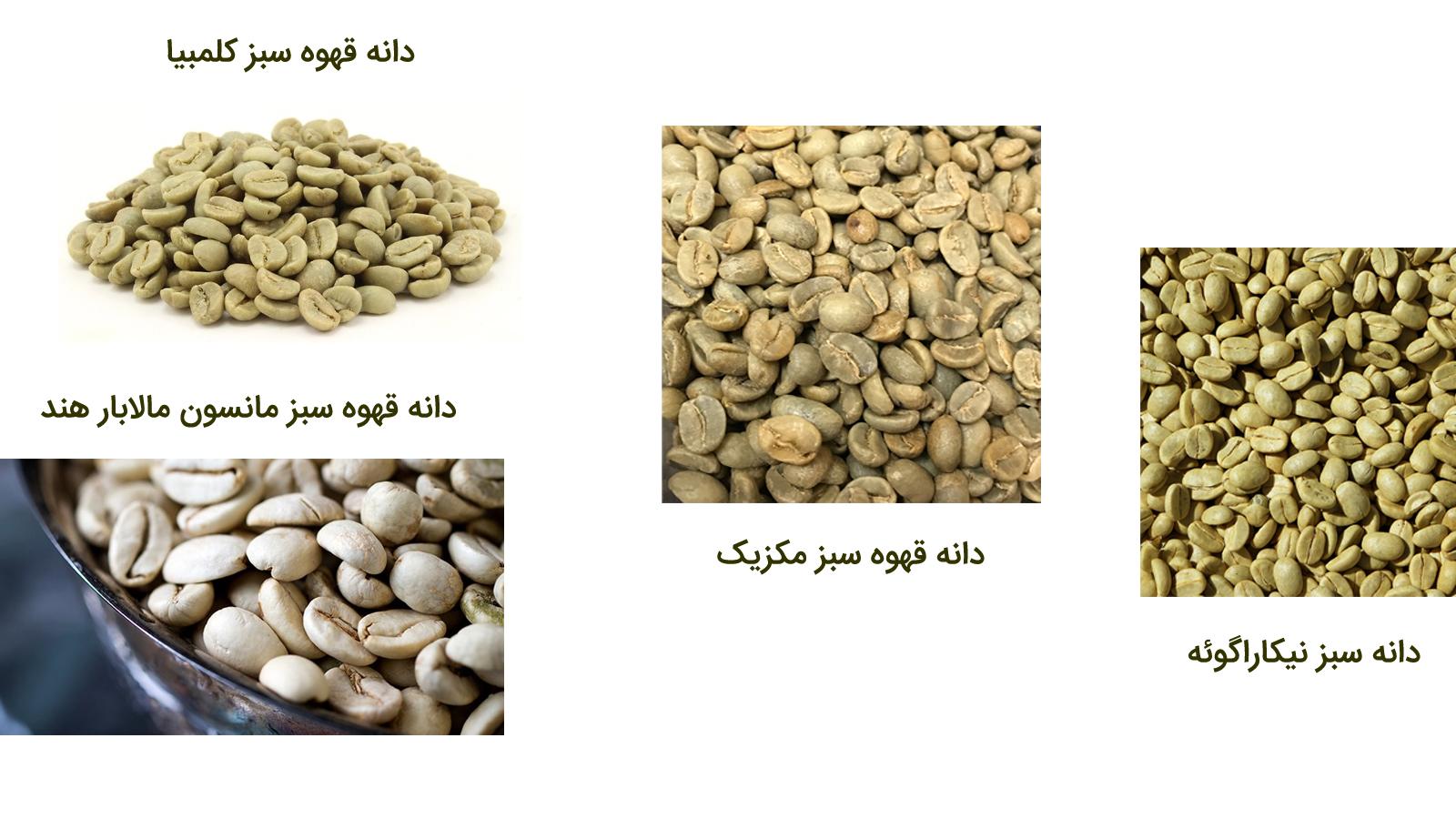 خرید انواع قهوه