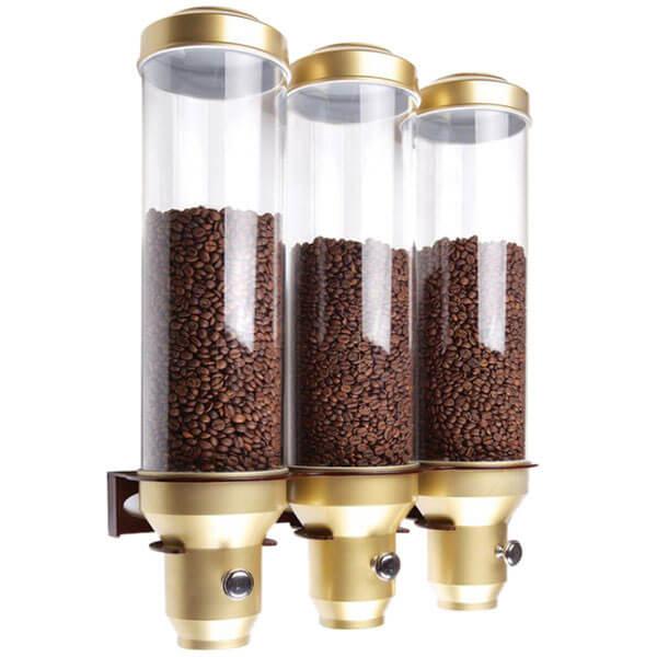 ابعاد سیلو قهوه