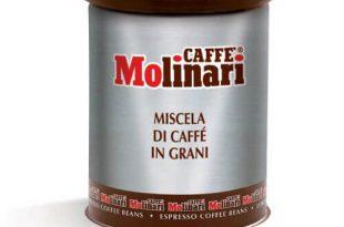 انواع قهوه اسپرسو مولیناری مشهد